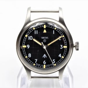 1968 Smiths W10 British Army Issued Wrist Watch